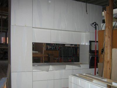 Produktion in der Werkstatt